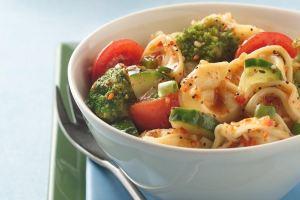 Marinated Garden Tortellini Salad