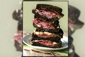 Corned beef grilled cheese will be your new St. Patrick's Day tradition