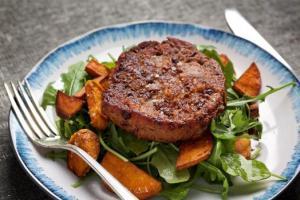 Black Bean Burgers- Recipe