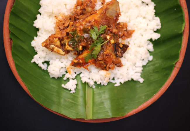 Thai Swordfish in Red Curry Sauce Recipe