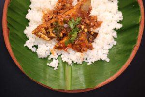 Thai Swordfish in Red Curry Sauce Recipe