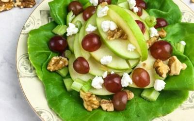 Deconstructed Waldorf Salad