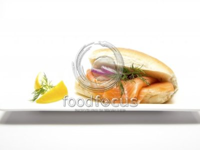 Broodje Zalm-2 - Foodfocus Photography