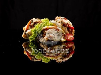 Gevulde pitabroodjes - Foodfocus Photography