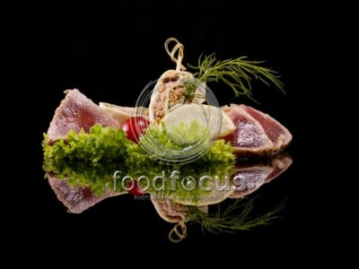 Grilled tuna - Foodfocus Photography