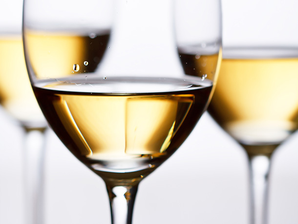 Christmas wine list