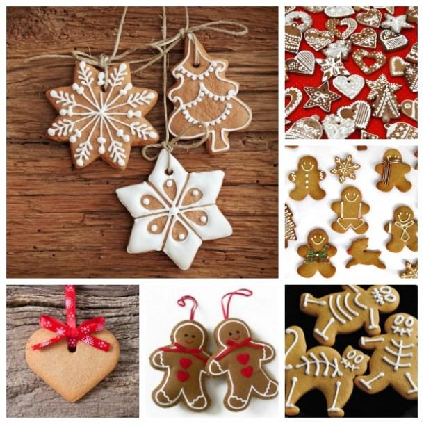 Ricetta gingerbread - Christmas recipe