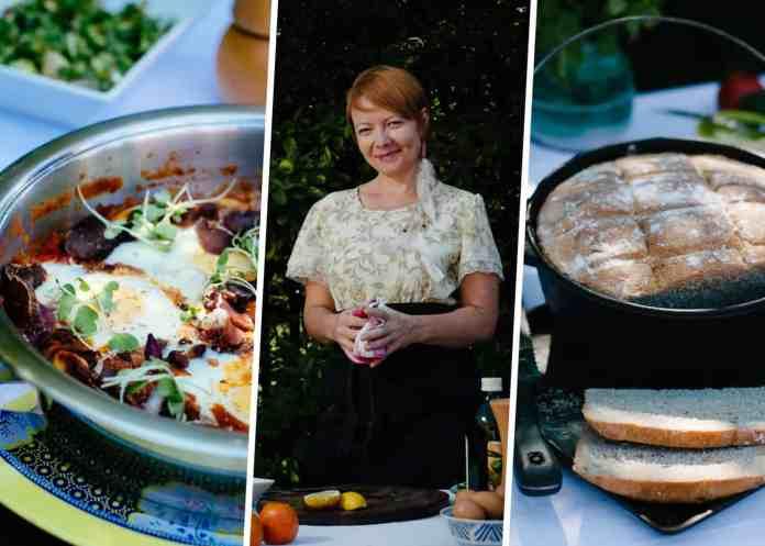 Ulla Pakendorf-Loubser's Healthy Big South African Breakfast