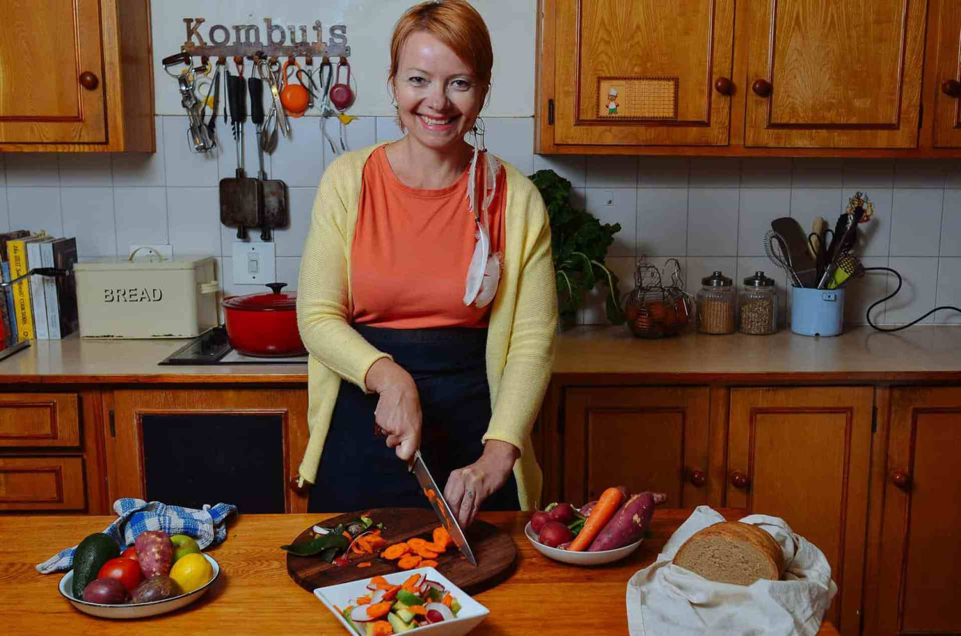 Ulla Pakendorf-Loubser, who is a chef, journalist and health coach, says you can learn so much about another person's culture by simply tasting their food.