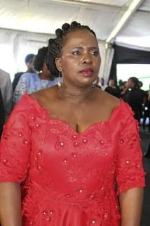 MEC for Rural Development and Agrarian Reform, Nomakhosazana Meth.