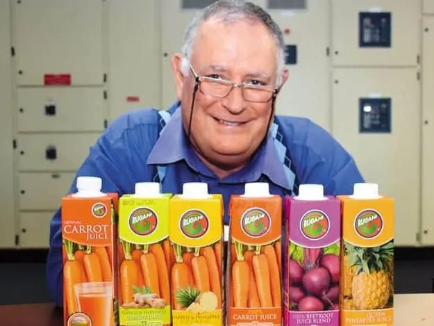 Vito started his farming enterprise 1988 with the goal of growing the best quality carrots he could for the domestic markets.