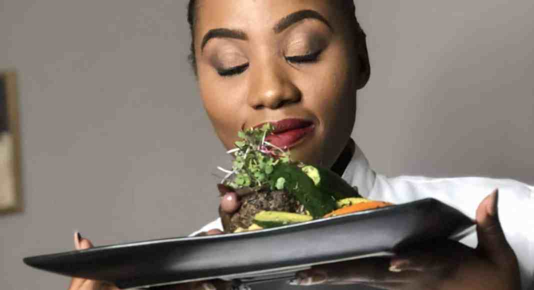 Patience Nyongane (22) is making great strides through her business
