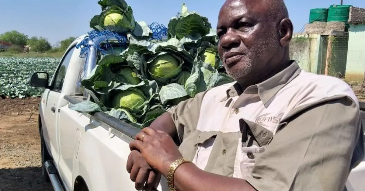 Award wining farmer Petros Sithole has lost his farm in an alleged land reform blunder.