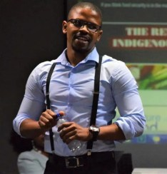 Qinisani Qwabe is an agricultural researcher at the Mangosuthu University of Technology's (MUT) Institute for Rural Development and Community Engagement.