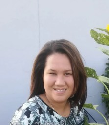 Kristin Le Roux, production assistant, beneficiary and trustee of the Bonnievale Wine Empowerment Trust.