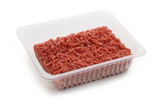 Authentic beef mince