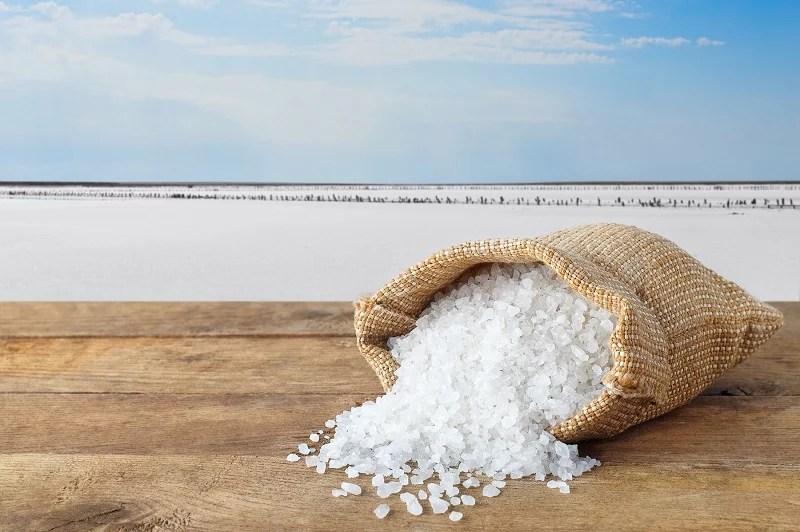 salt chalk