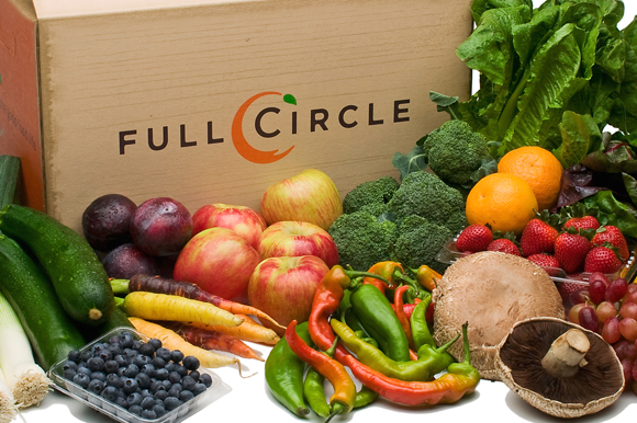 Full Circle Farms Delivery
