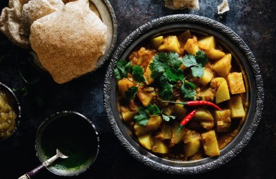 THE FOOD GAYS - Aloo Poori