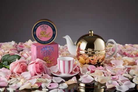Valentine's Day - TWG Tea Salon