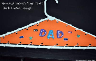 Hanger for Father's Day