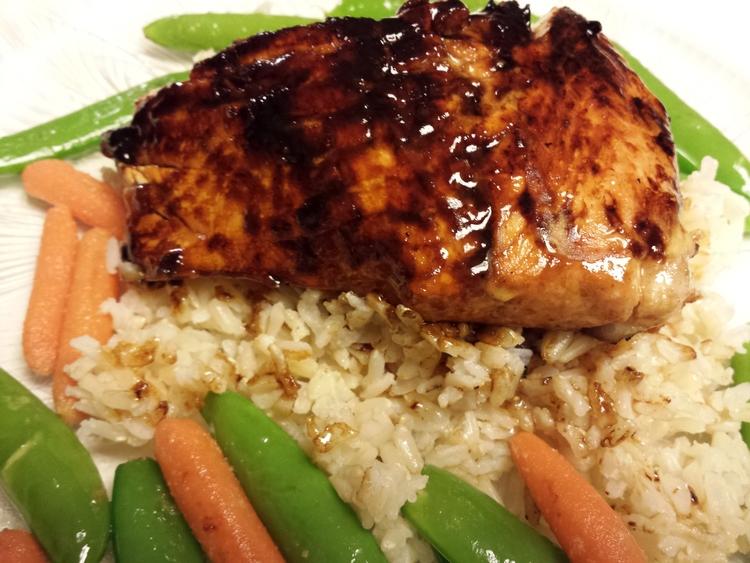 55 Delicious Glazed Salmon