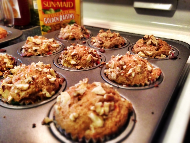 66 Morning Glory Muffins