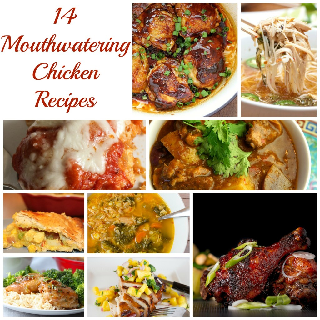 14-Mouthwatering-Chicken-Recipes-1024x1024 14 MOUTHWATERING CHICKEN RECIPES