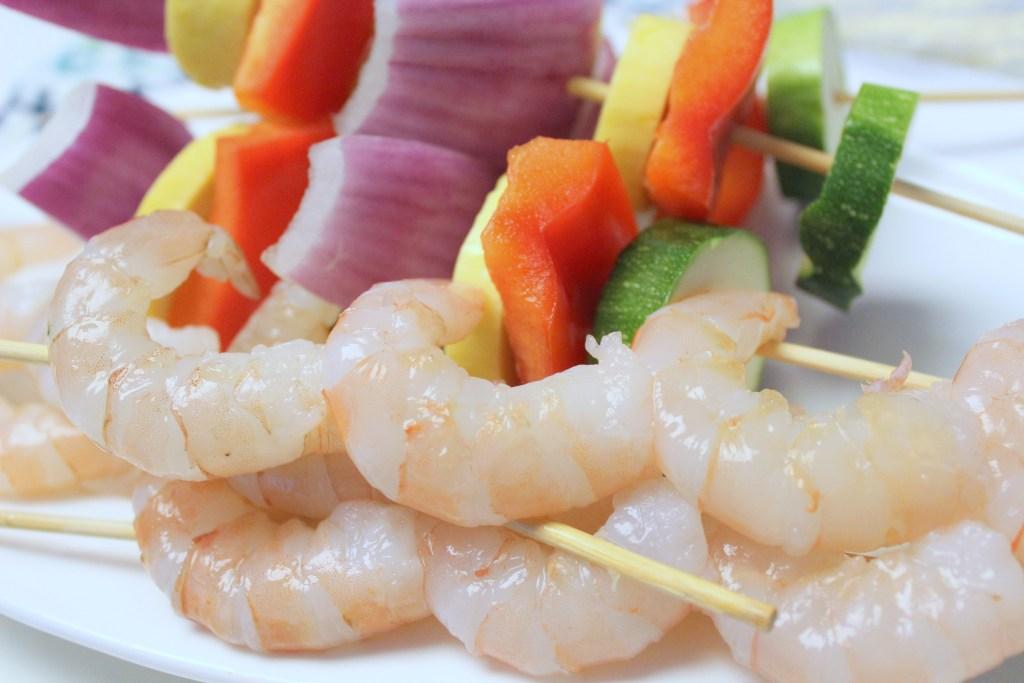 IMG_2119-1024x683 Grilled Lemon Shrimp and Vegetables