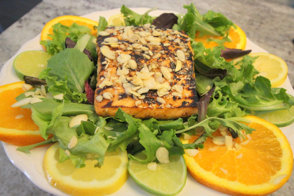 IMG_3643-1-1024x683 Asian Citrus Salmon Salad