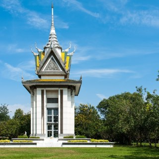 Genocide in Cambodia – Choeung Ek Genocidal Center and Tuol Sleng Genocide Museum