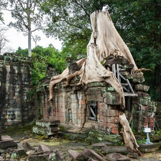 Angkor Archaeological Park, Siem Reap, Cambodia – Day 1