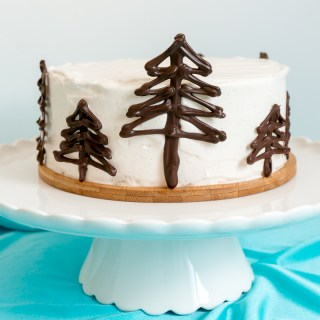 Baileys Tiramisu Cake {Christmas Version}