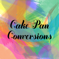 Cake Pan Conversions Calculator