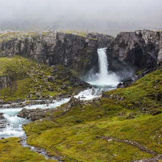 Day 9/22 Iceland: Öxifoss, Egilsstaðir, Seyðisfjörður