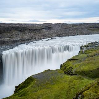 Day 11/22 Iceland: Námafjall (Hverir), Víti, Leirhnjúkur, Dettifoss, Selfoss, Ásbyrgi