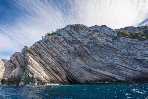 This is my favourite limestone cliff formation!