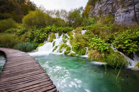 Plitvice Lakes National Parka