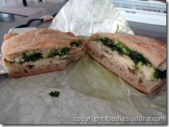 the kind pie - doreen di mocchi sandwich