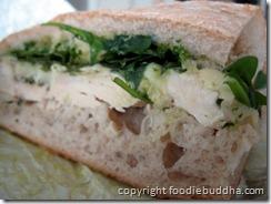 the kind pie - doreen di mocchi sandwich up close