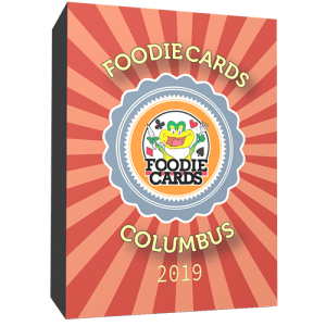 FoodieCards Columbus 2019