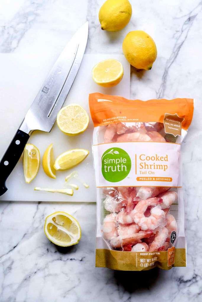 Kroger Simple Truth Shrimp   foodiecrush.com