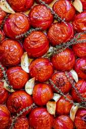 Image result for roasted tomatoes