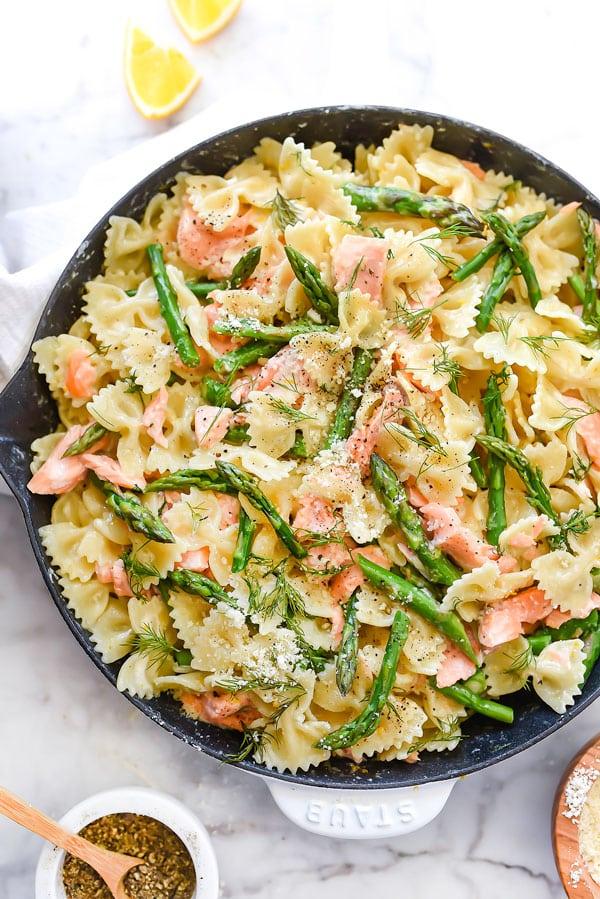 Meal Prep Salmon & Asparagus