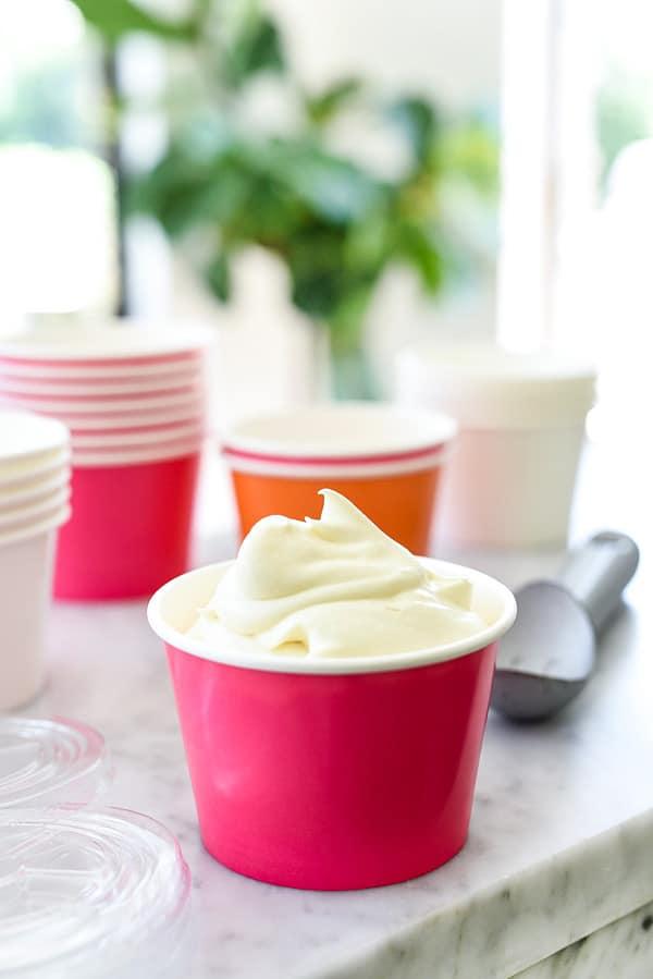 How to Make 3-Ingredient Homemade No-Churn Ice Cream plus 10 ideas for homemade ice cream flavors | foodiecrush.com