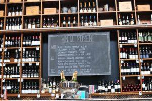 Le di vin moment
