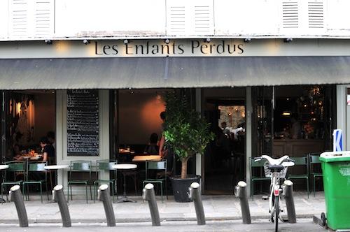 Les Enfants Perdus, 9 rue des récollets 75010 Paris