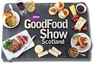 This weekend -BBC Good Food Show, SECC Glasgow