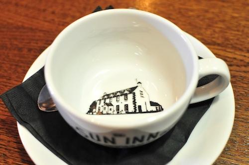 Sun Inn tea or coffee cup