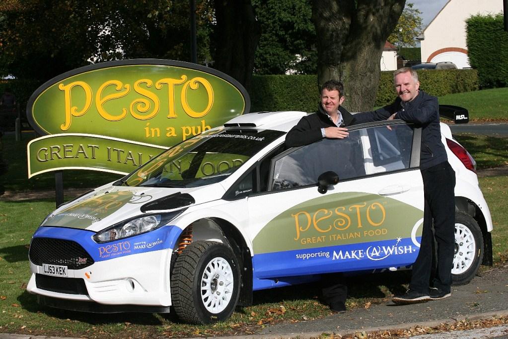 Lifestyle: Help Pesto Make a Wish and WIN